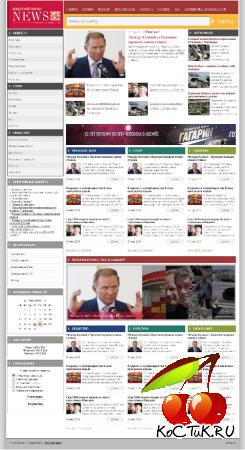 News - Новостной портал (Test-Templates)