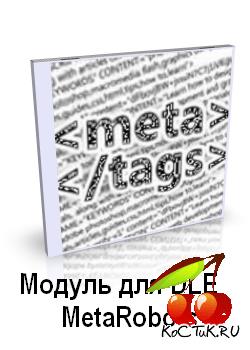 Модуль MetaRobots v.1.0