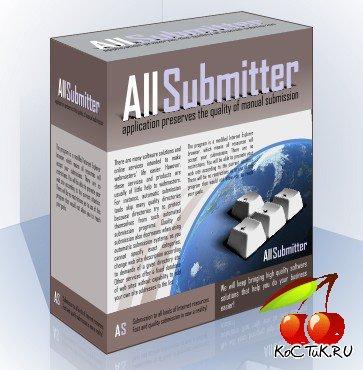 AllSubmitter v7.03 Nulled (2011/Русская/) Рабочий 100%