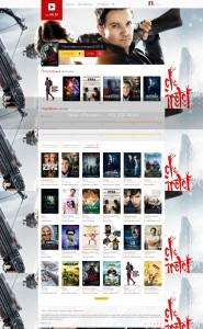 Шаблон RedFilm для DLE 11.1