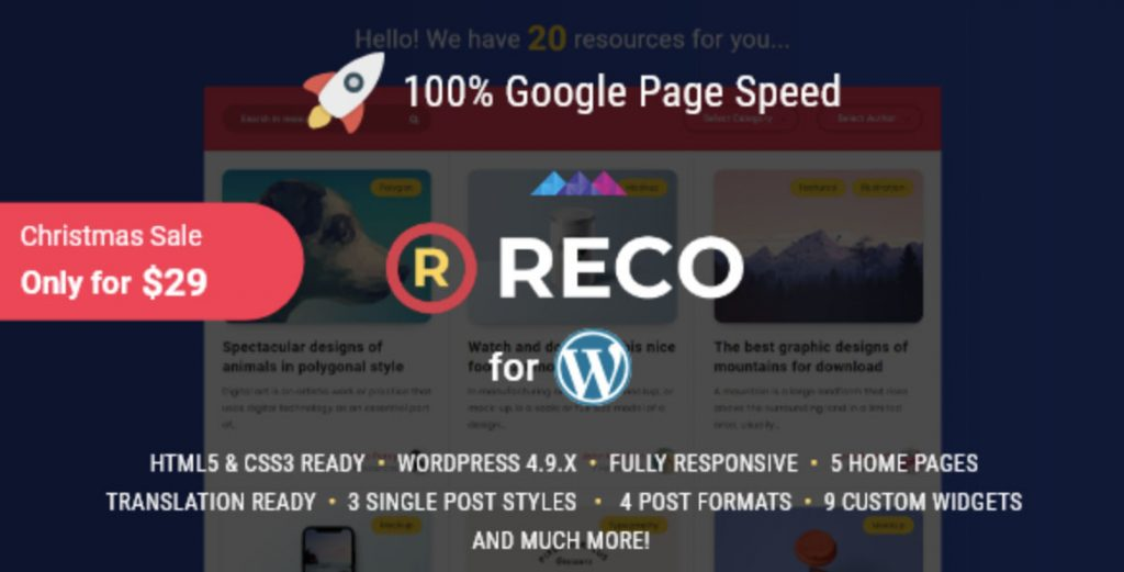 Reco v4.0.0 NULLED